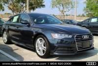 2017 Audi A6 Premium 4dr Car