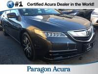 Certified Pre-Owned 2015 Acura TLX 2.4 8-DCT P-AWS FWD 4D Sedan
