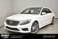 2015 Mercedes-Benz S-Class S 550 Sedan in Franklin, TN