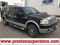 Used 2008 Ford F-150 SuperCrew Truck SuperCrew Cab in Burton, OH