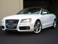 2012 Audi S5 AWD 3.0T quattro Premium Plus 2dr Convertible