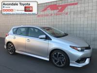 Certified Pre-Owned 2017 Toyota Corolla iM Base Hatchback Front-wheel Drive in Avondale, AZ