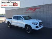 Certified Pre-Owned 2017 Toyota Tacoma Truck Double Cab 4x2 in Avondale, AZ