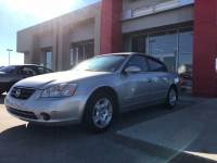 2003 Nissan Altima 2.5 4dr Sedan