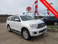 Certified 2016 Toyota Sequoia Platinum SUV RWD For Sale