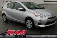 2014 Toyota Prius c Two Hatchback Front-wheel Drive