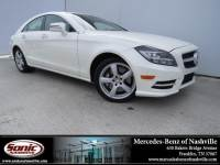 2014 Mercedes-Benz CLS CLS 550 4dr Sdn 4matic in Franklin