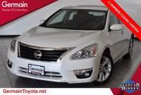Pre-Owned 2015 Nissan Altima 2.5 SV FWD 4D Sedan