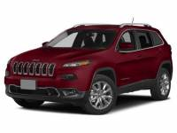 Used 2015 Jeep Cherokee Latitude 4x4 SUV in Manchester