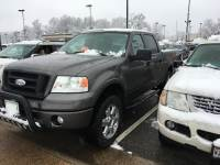 Used 2007 Ford F-150 SuperCrew FX4 Truck SuperCrew Cab V-8 cyl for sale in Richmond, VA