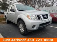 2014 Nissan Frontier 4x2 SV 4dr Crew Cab 5 ft. SB Pickup 5A