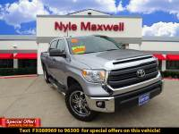 DEALER CERTIFIED PRE-OWNED 2015 TOYOTA TUNDRA 2WD TRUCK SR5 RWD CREW CAB PICKUP
