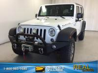 Used 2015 Jeep Wrangler Unlimited For Sale | Cicero NY