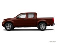 2017 Nissan Frontier SV V6 Pickup