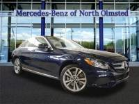Pre-Owned 2017 Mercedes-Benz C-Class C 300 AWD 4MATIC®