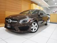 Certified Pre-Owned 2015 Mercedes-Benz CLA 250 Sport AWD 4MATIC®