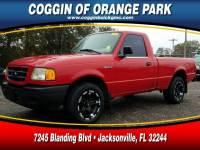 Pre-Owned 2002 Ford Ranger Truck Regular Cab in Jacksonville FL