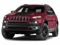 2016 Jeep Cherokee Trailhawk 4x4 SUV For Sale in Montgomeryville
