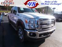 Pre-Owned 2016 Ford Super Duty F-250 SRW 4x4 Crew Cab Lariat Diesel 4WD