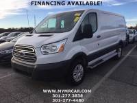 2016 Ford Transit Cargo 250 3dr SWB Low Roof Cargo Van w/60/40 Passenger Side Doors