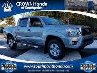 Pre-Owned 2014 Toyota Tacoma PreRunner V6 Truck Double Cab in Durham NC