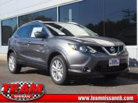 2017 Nissan Rogue Sport AWD SV 4dr Crossover