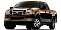 2005 Ford F-150 4dr SuperCrew Lariat Rwd Styleside 5.5 ft. SB