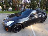 2006 Nissan 350Z Touring 2dr Coupe (3.5L V6 5A)