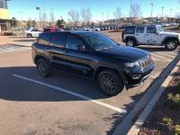 Pre-Owned 2017 Jeep Grand Cherokee 4WD