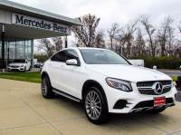 Pre-Owned 2018 Mercedes-Benz GLC 300 4MATIC® Coupe AWD