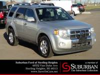 2010 Ford Escape Limited SUV I4