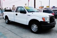 2013 Ford F-150 4x2 XL 2dr Regular Cab Styleside 8 ft. LB