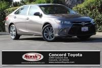 2015 Toyota Camry SE 4dr Sdn I4 Auto Natl Sedan in Concord