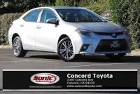 2015 Toyota Corolla LE Plus 4dr Sdn CVT Natl Sedan in Concord