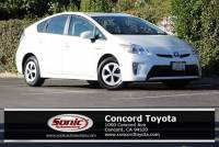 2015 Toyota Prius Three 5dr HB Natl Hatchback in Concord