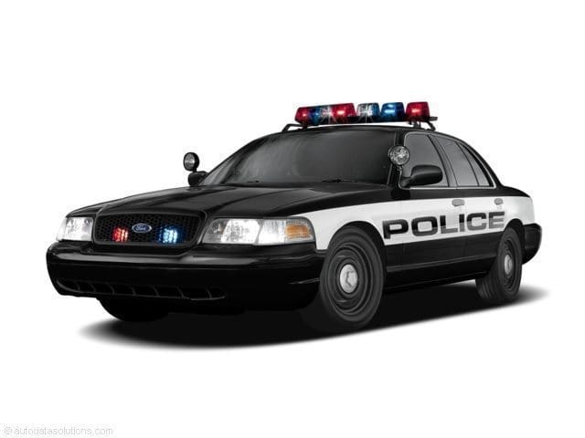 Photo 2007 Ford Crown Victoria Police Interceptor w3.27 Axle Sedan