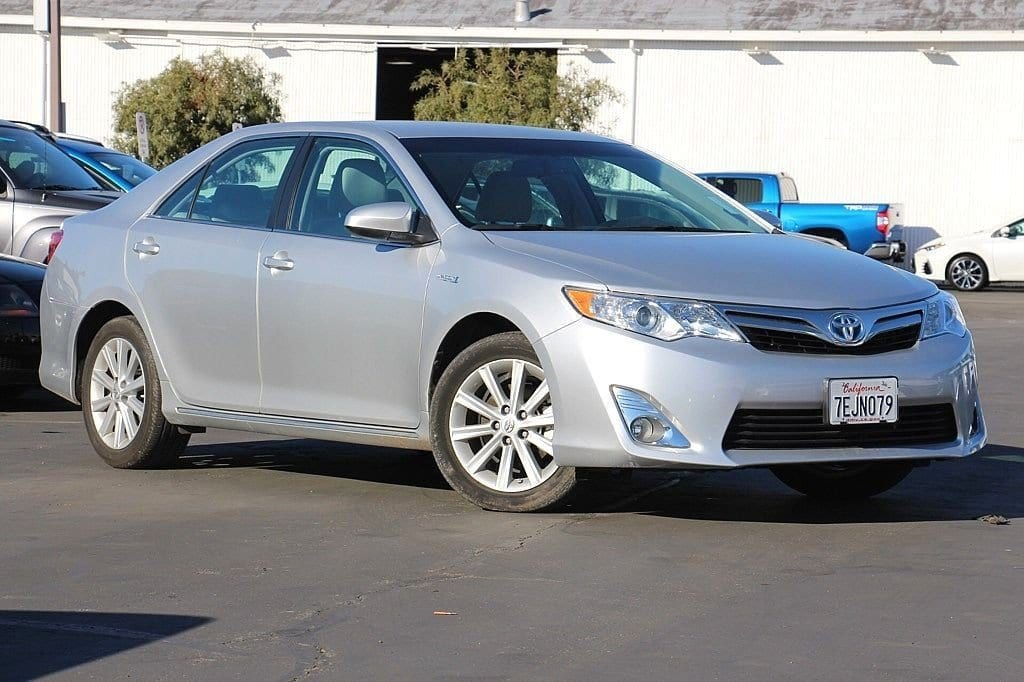 Certified 2014 Toyota Camry Hybrid XLE, CERTIFIED, NAVI, BACKUP CAMERA, 1 OWNER