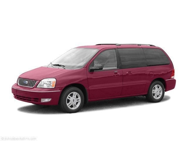 Used 2004 Ford Freestar Wagon SEL 4dr in Houston