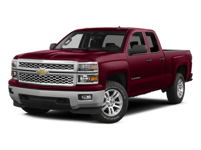 Photo PRE-OWNED 2015 CHEVROLET SILVERADO 1500 2WD DOUBLE CAB 143.5 LS RWD EXTENDED CAB PICKUP
