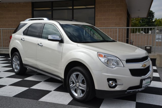 Photo 2014 Chevrolet Equinox LTZ for sale in Hagerstown MD from Fast Lane Car Sales