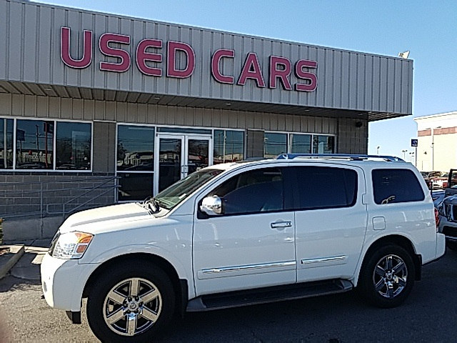 Used 2010 Nissan Armada For Sale Oklahoma City OK