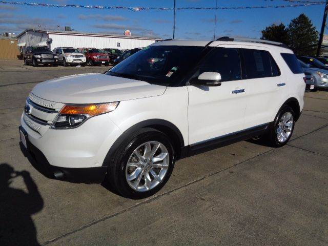 2011 Ford Explorer AWD Limited 4dr SUV
