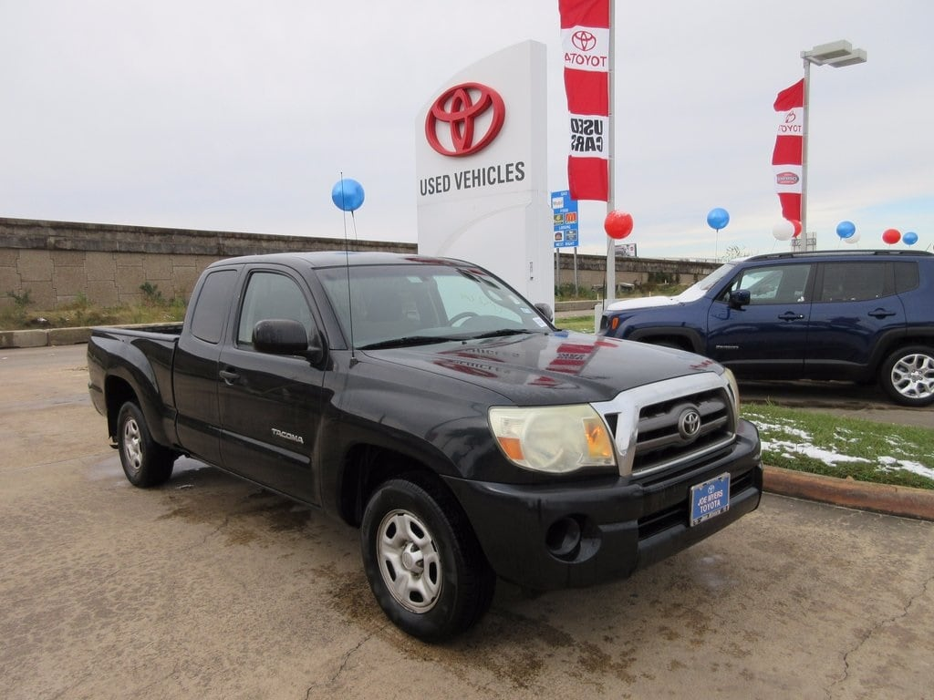 Used 2010 Toyota Tacoma Base Truck RWD For Sale in Houston