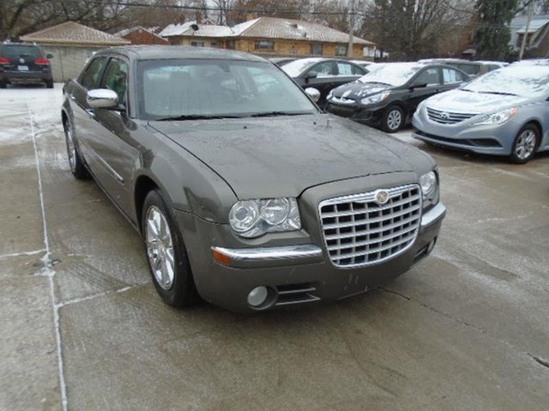 2008 Chrysler 300 C HEMI 4dr Sedan