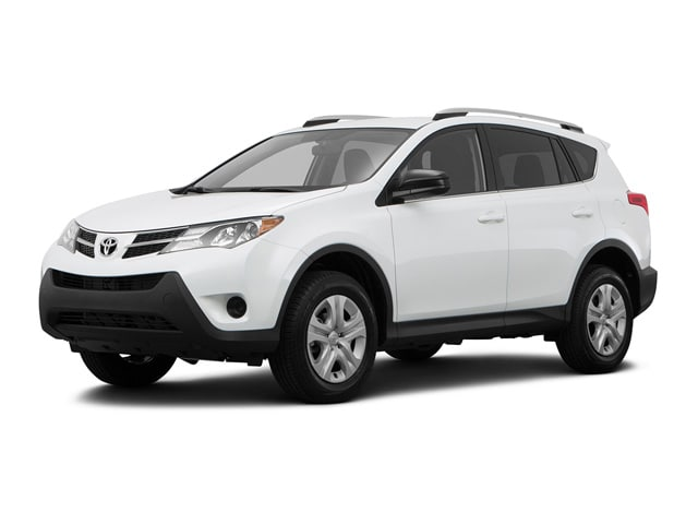 Used 2015 Toyota RAV4 LE (A6) SUV All-wheel Drive for Sale in Riverhead, NY