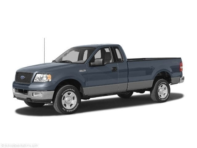 Photo Used 2004 Ford F-150 Truck Regular Cab in Hazelwood  Greater St. Louis MO