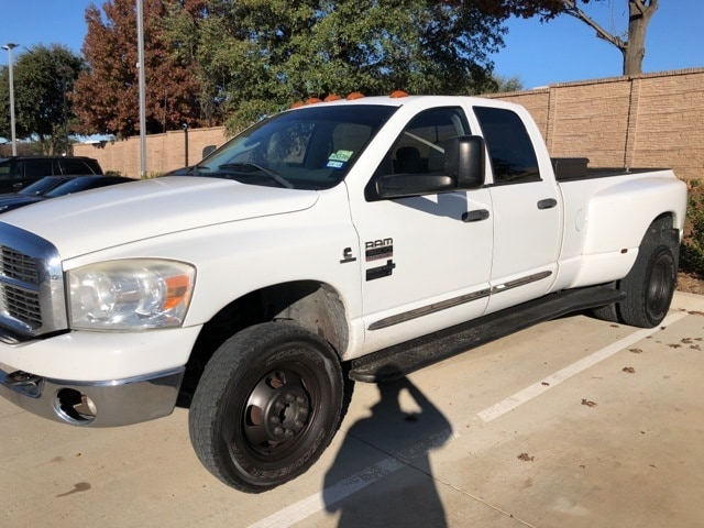 Photo Used 2007 Dodge Ram 3500 Truck For Sale Grapevine, TX