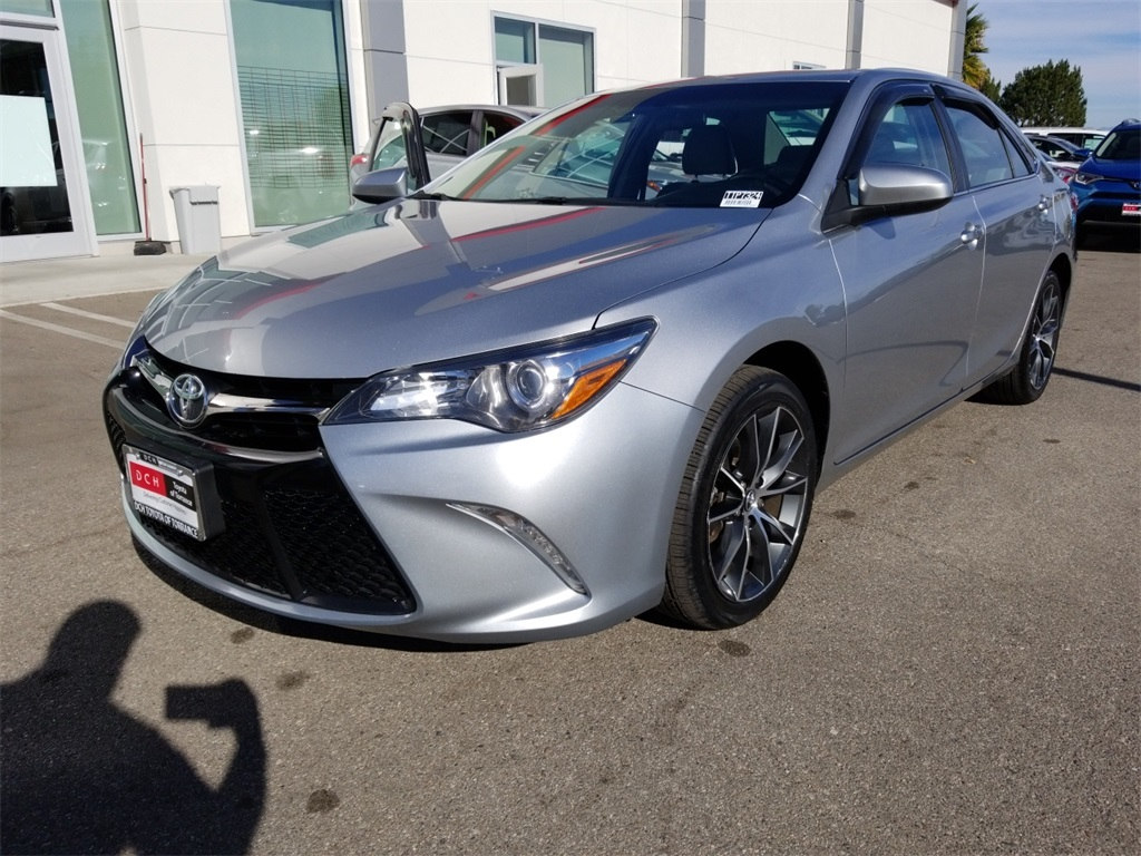 Used 2015 Toyota Camry XSE in Torrance CA