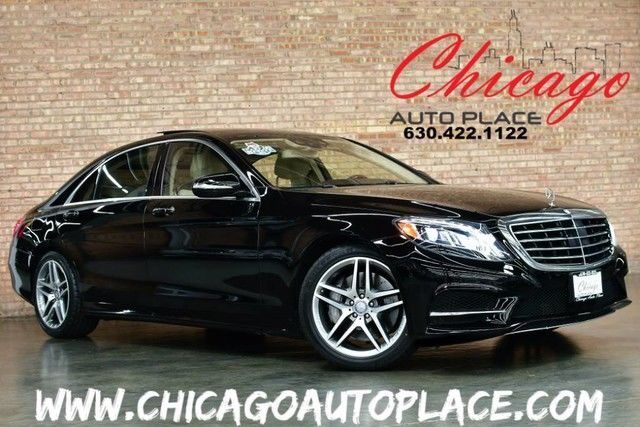 Photo 2015 Mercedes-Benz S-Class S 550 4MATIC - 1 OWNER DISTRONIC NAVI 360 CAMERAS MASSAGE SEATS DRIVERS ASSIST