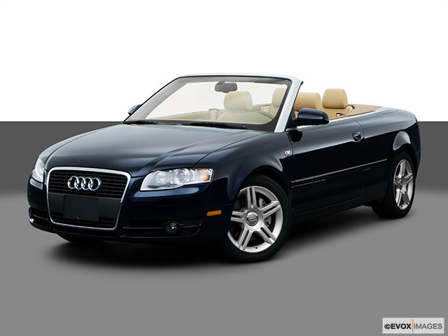 2008 Audi A4 2.0T (Multitronic) Convertible I-4 cyl